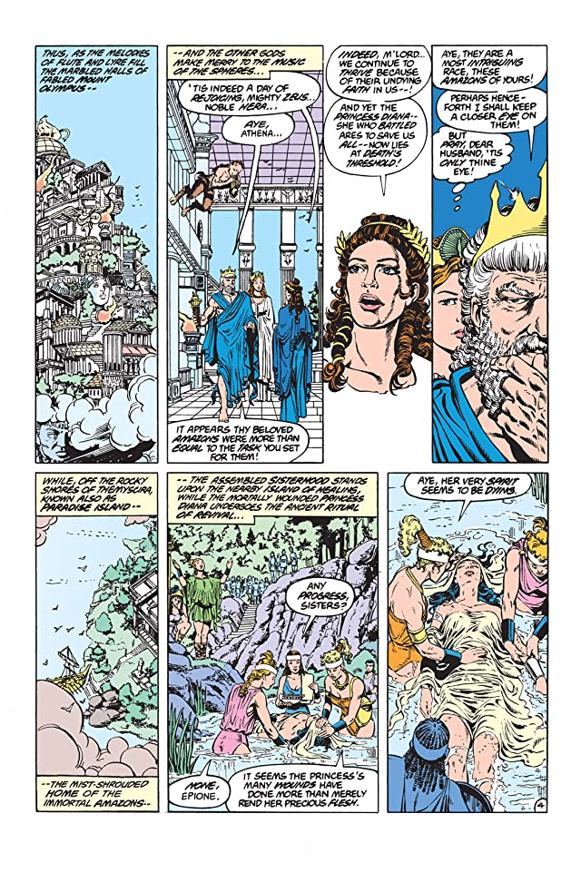 click for super-sized previews of Wonder Woman (1987-2006) #7