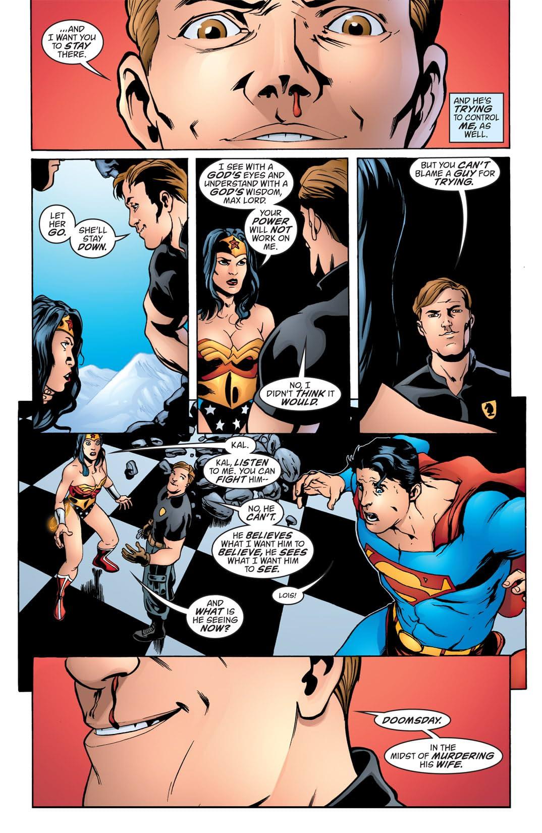 Wonder Woman (1987-2006) #219