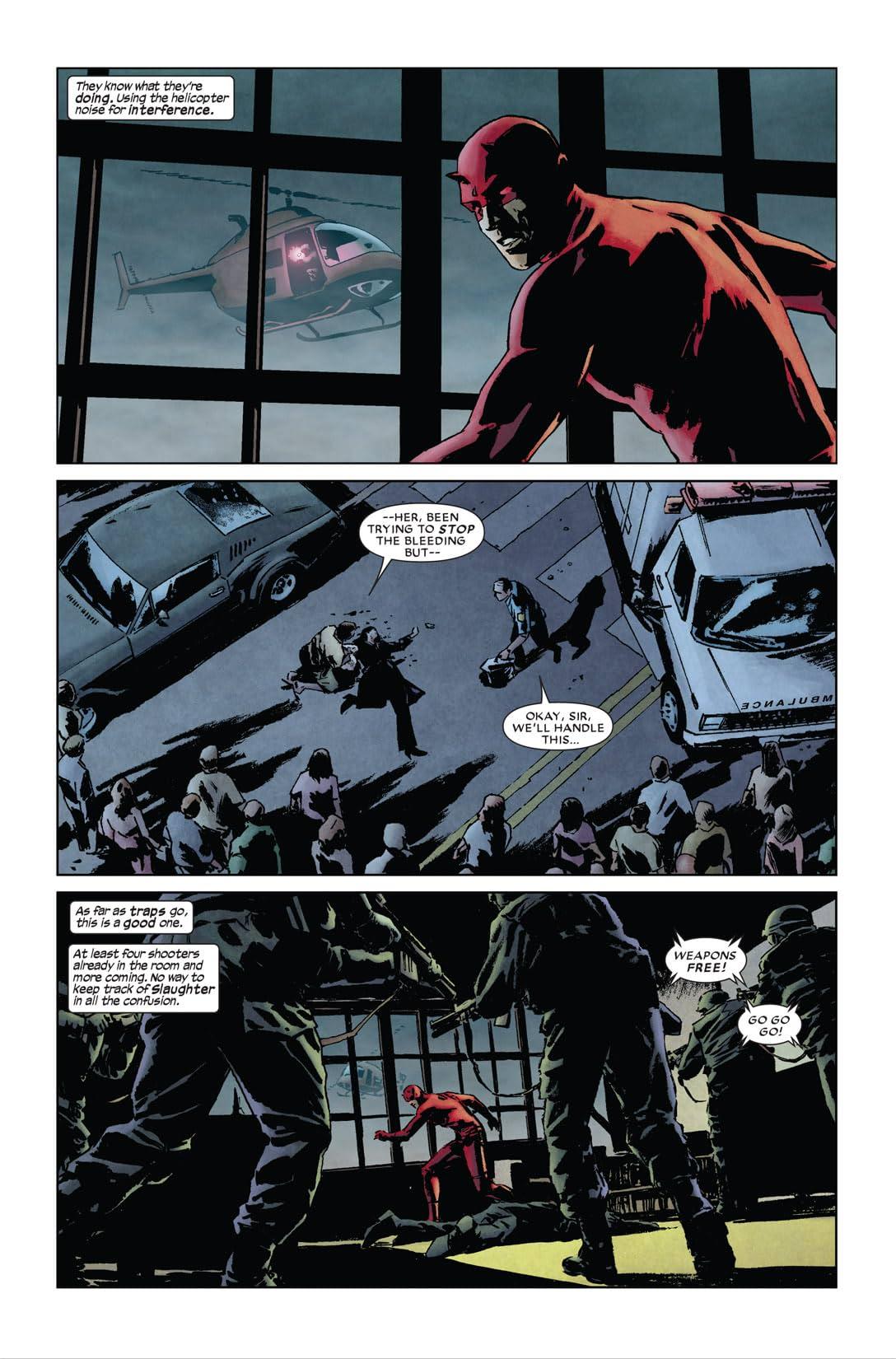 Daredevil (1998-2011) #110