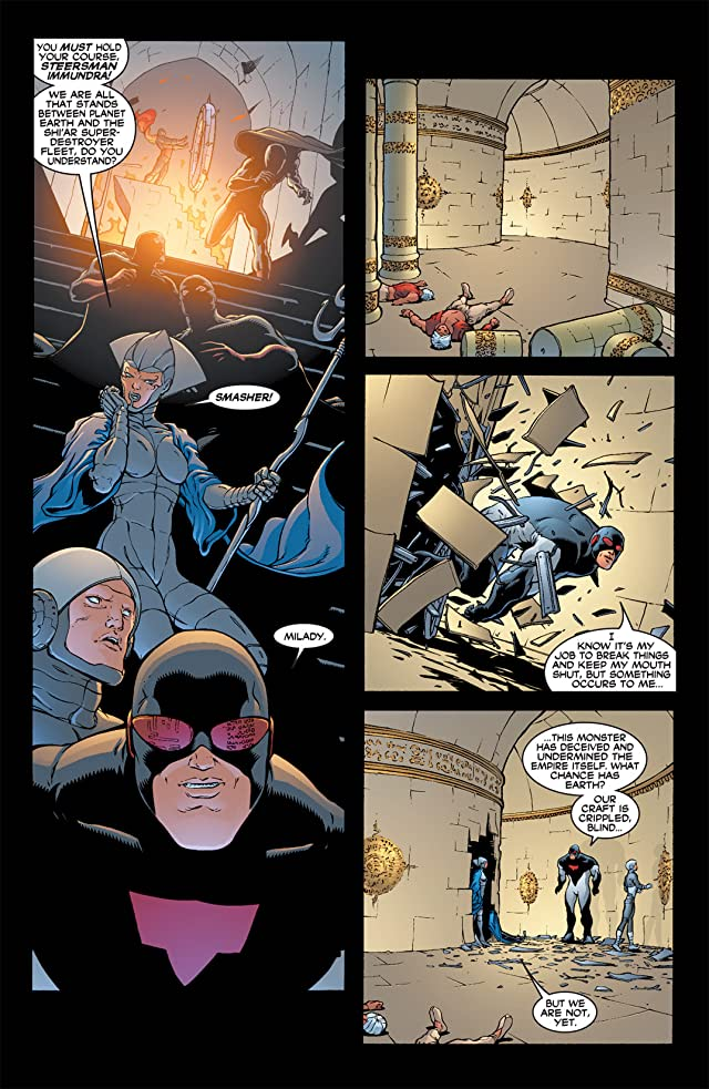 click for super-sized previews of New X-Men (2001-2004) #122