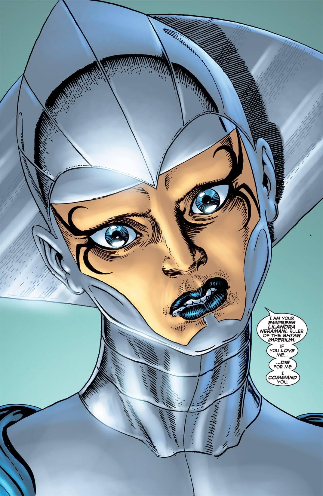 New X-Men (2001-2004) #125