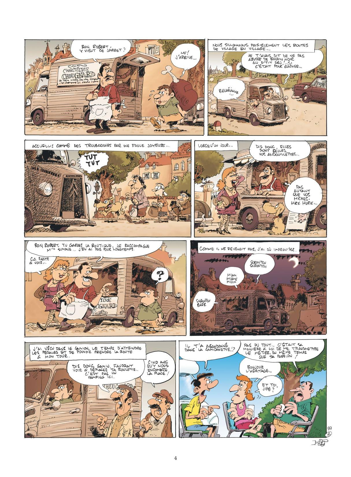 Camping-car globe trotteur Vol. 3