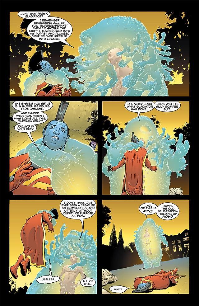 New X-Men (2001-2004) #126