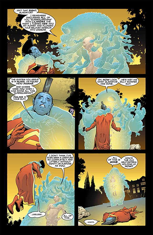 click for super-sized previews of New X-Men (2001-2004) #126