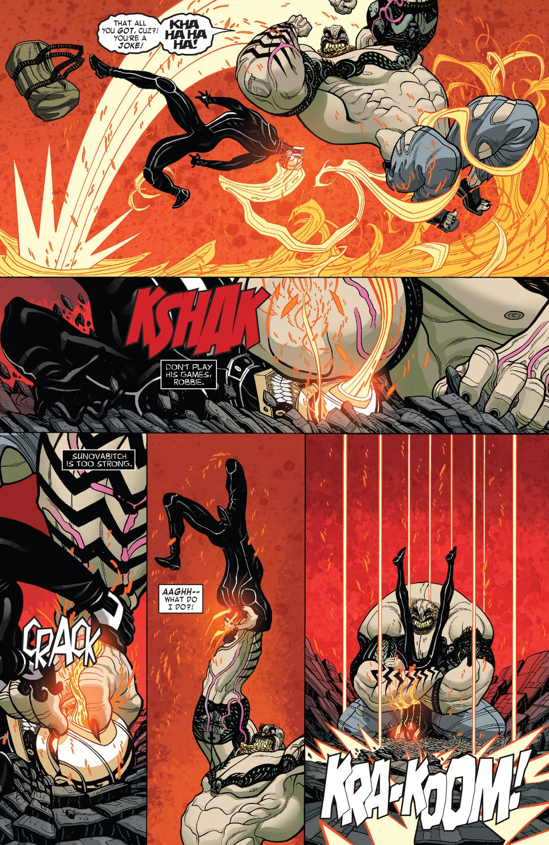 All-New Ghost Rider (2014-2015) #4