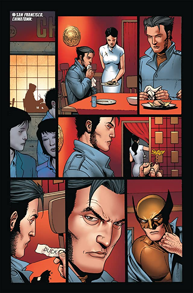 click for super-sized previews of Wolverine: Origins #21