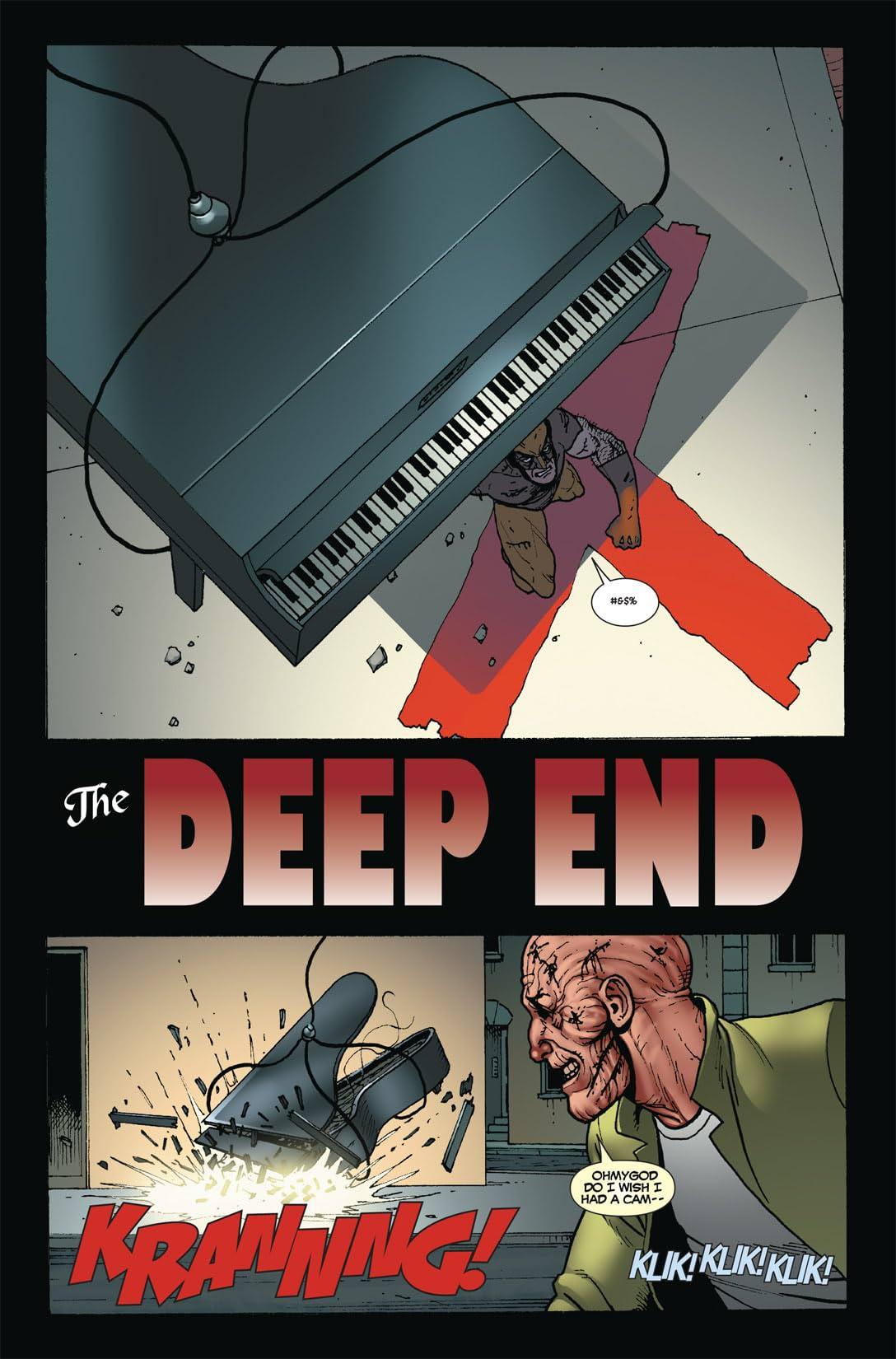 Wolverine: Origins #22