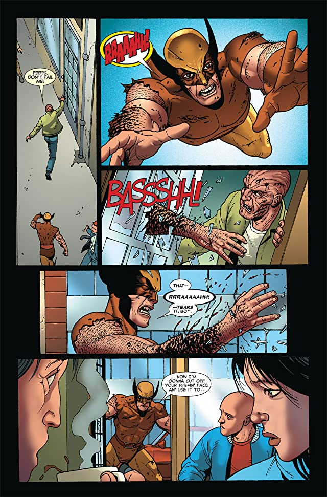 click for super-sized previews of Wolverine: Origins #22
