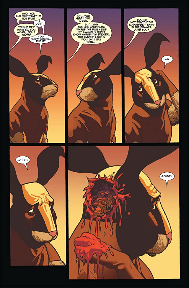 click for super-sized previews of Wolverine: Origins #24