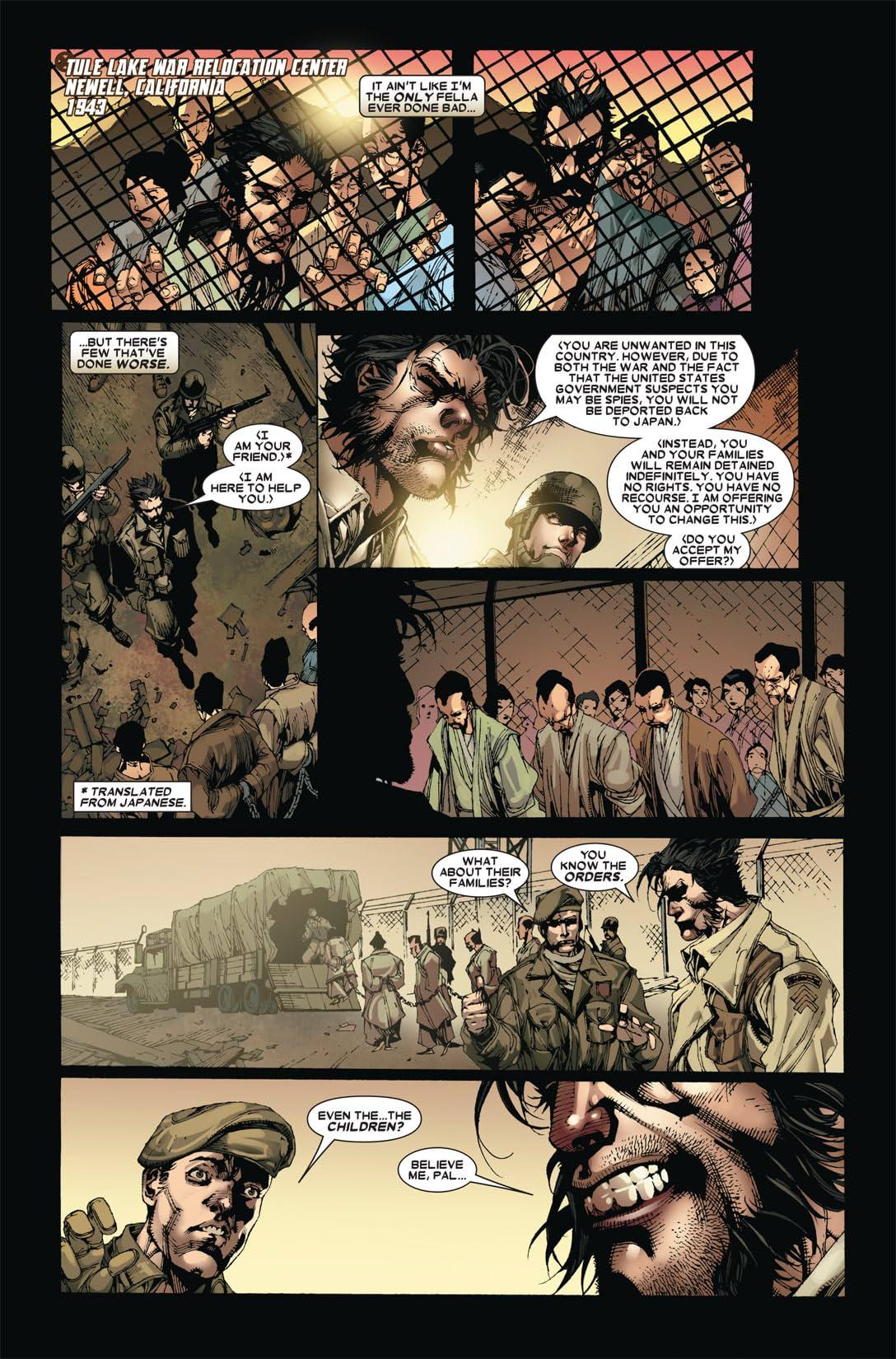 Wolverine: Origins #26