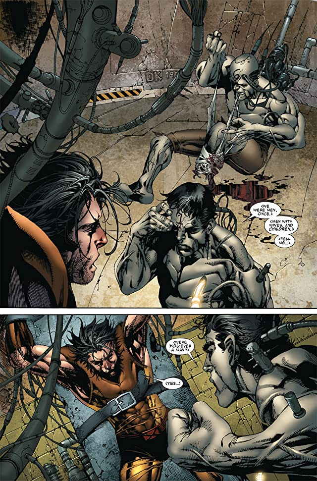 click for super-sized previews of Wolverine: Origins #27