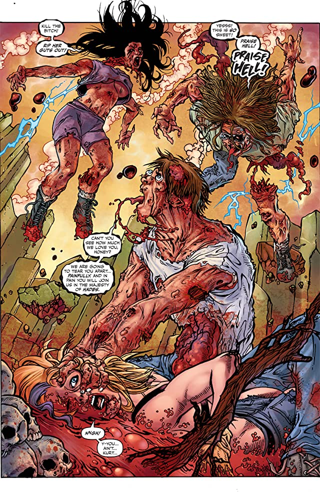 click for super-sized previews of Nancy In Hell #3