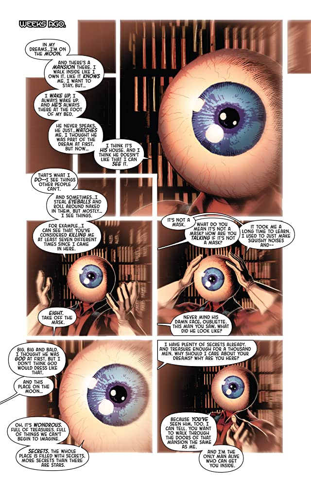 click for super-sized previews of Original Sin #3: Special Edition - Digital Exclusive