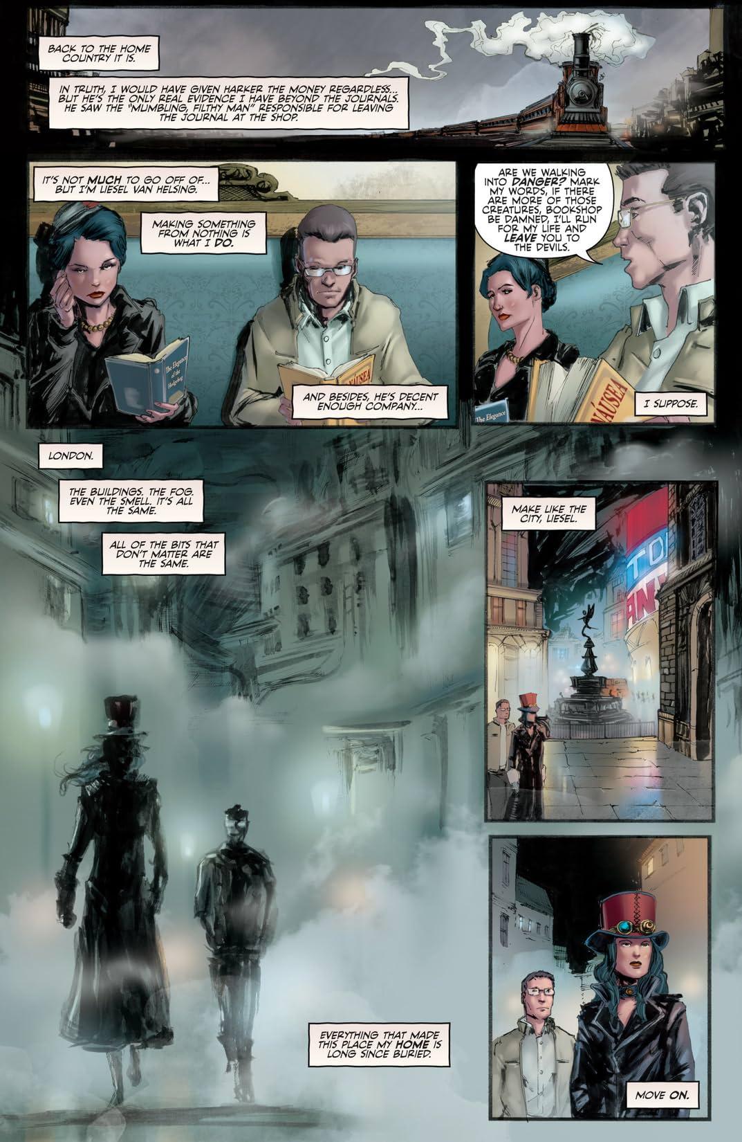 Helsing #3 (of 4)