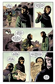 Planet of the Apes Vol. 3: Cataclysm