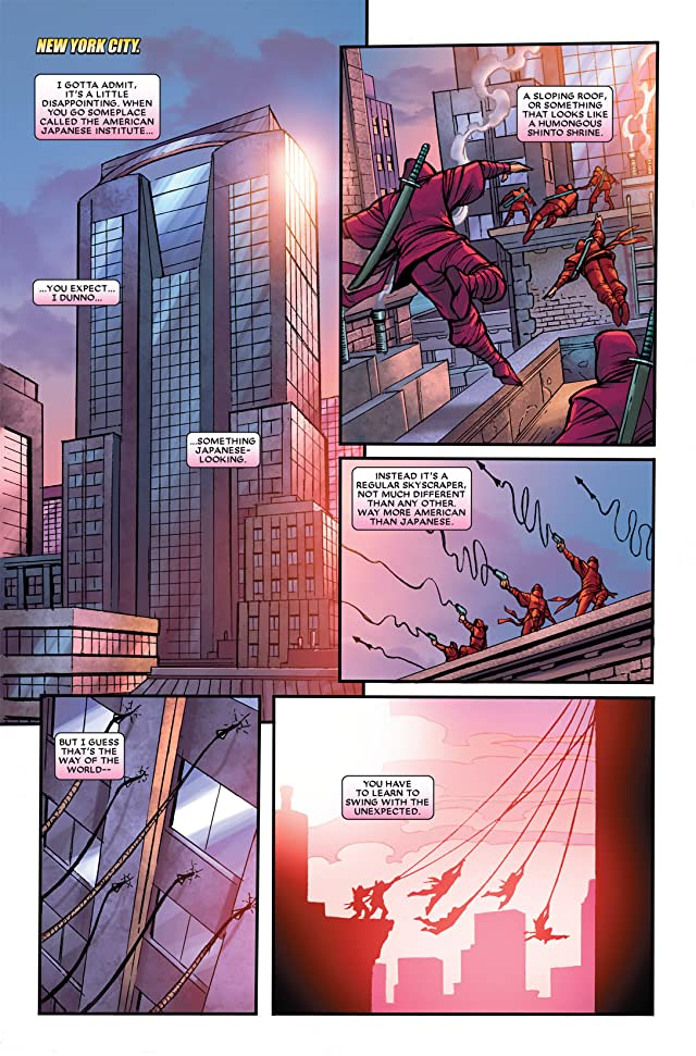 click for super-sized previews of Wolverine: First Class #13