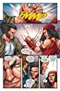 click for super-sized previews of Wolverine: First Class #14