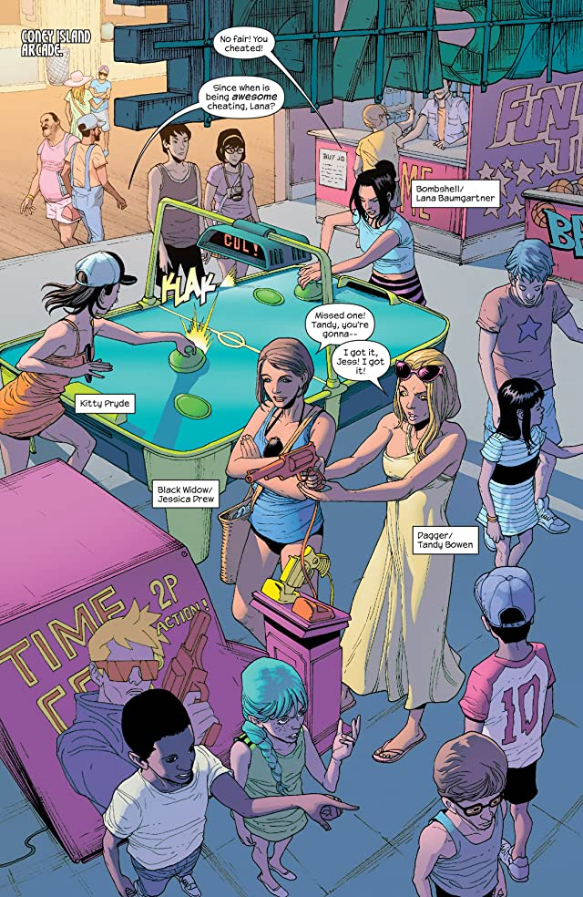 All-New Ultimates (2014-2015) #4
