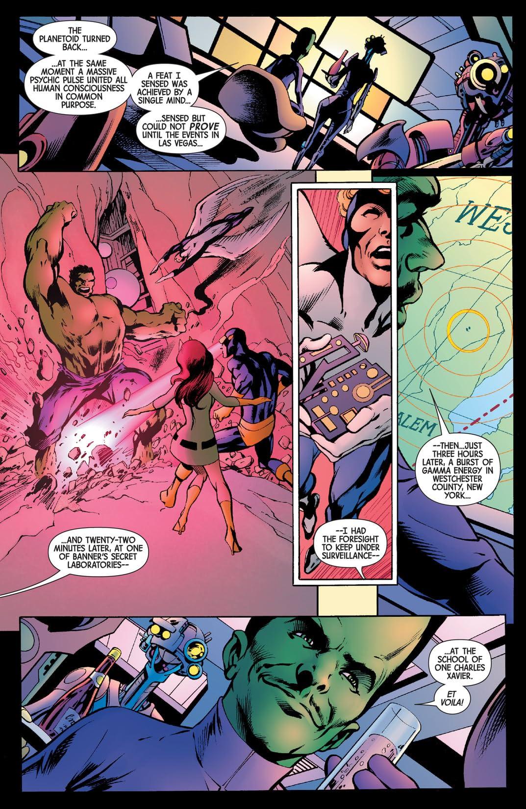 Savage Hulk #1
