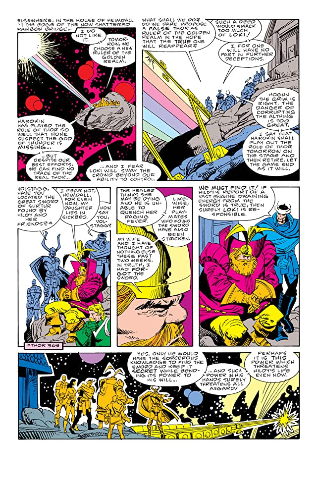 click for super-sized previews of Thor (1966-1996) #366