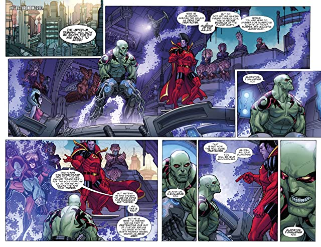 click for super-sized previews of Guardians of the Galaxy (2013-) #16