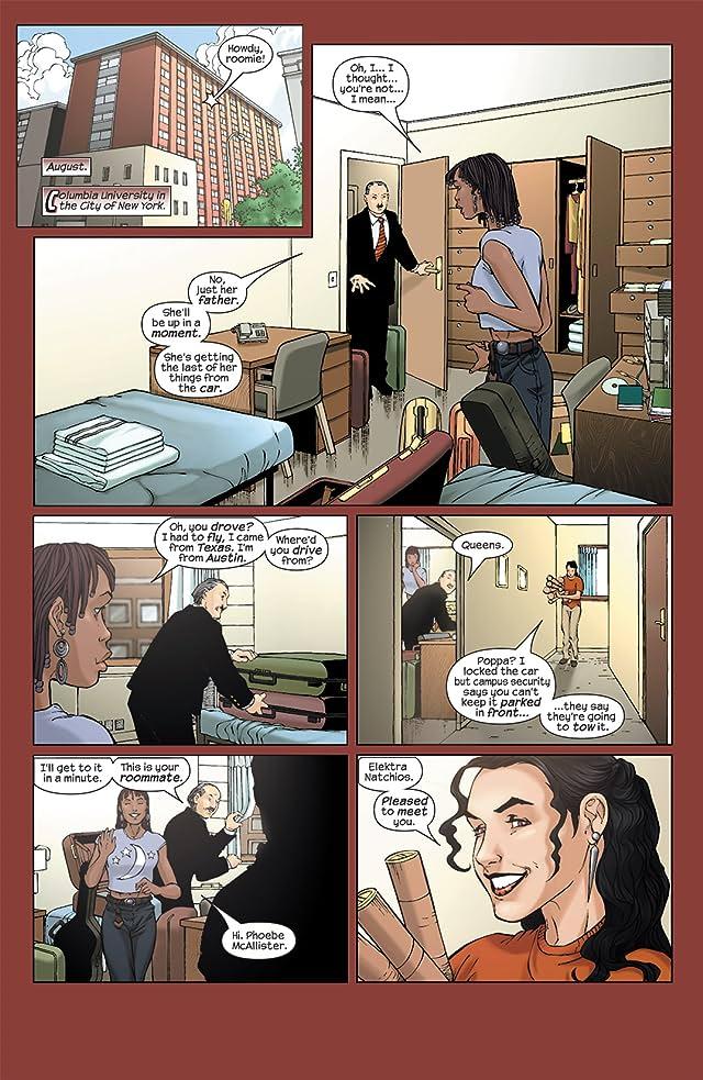 Ultimate Daredevil and Elektra #1 (of 4)