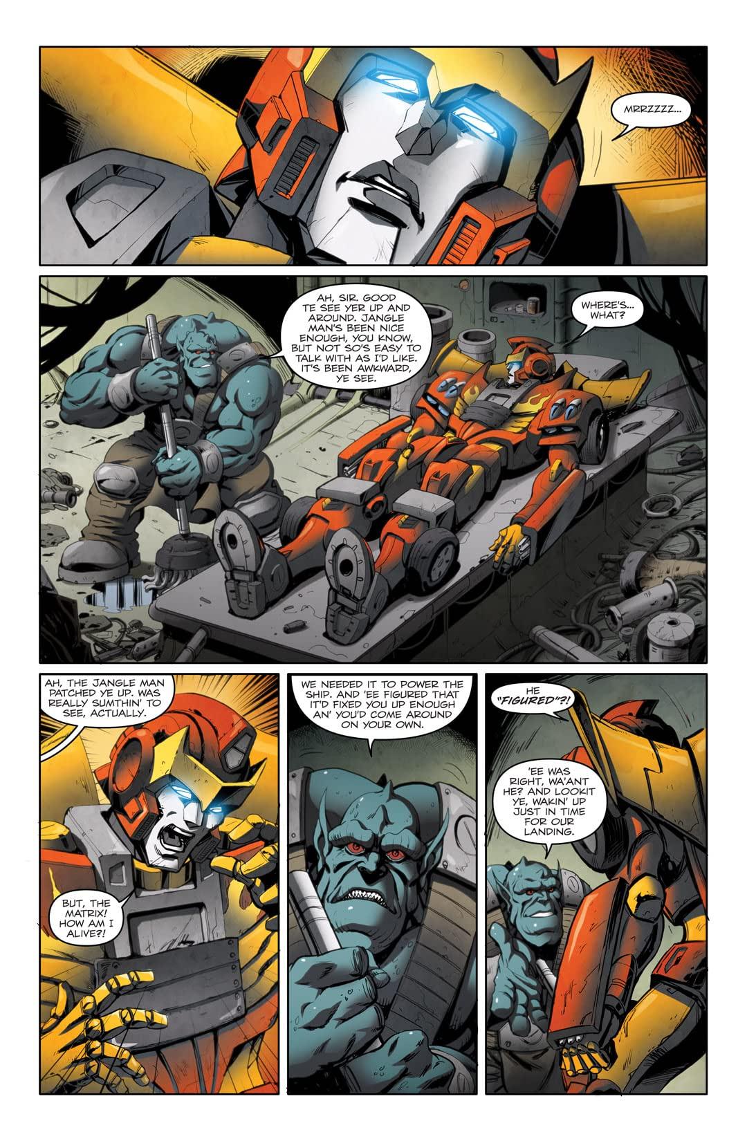 Transformers (2010-2011) #20