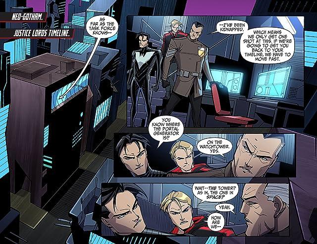 Batman Beyond 2.0 (2013-2014) #23