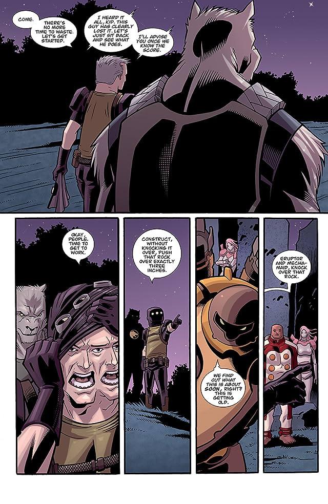 The Astounding Wolf-Man Vol. 4