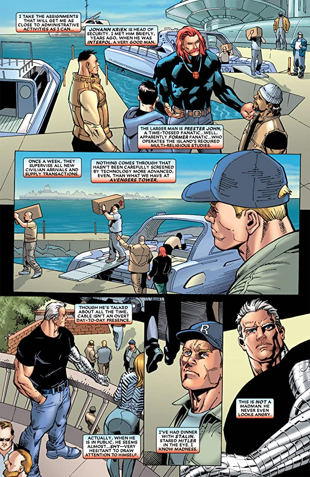click for super-sized previews of Cable & Deadpool #25