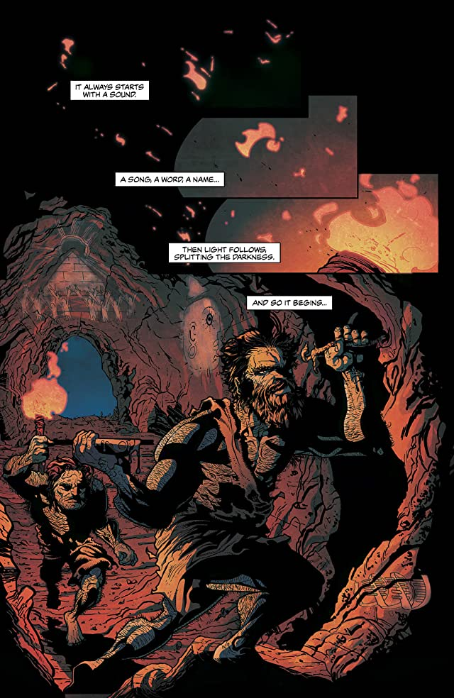 click for super-sized previews of The Hero Code #1