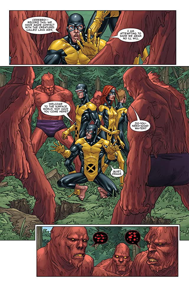 click for super-sized previews of X-Men: First Class II #14