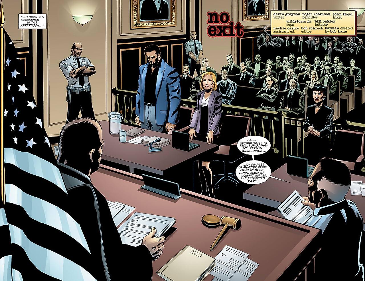 Batman: Gotham Knights #25