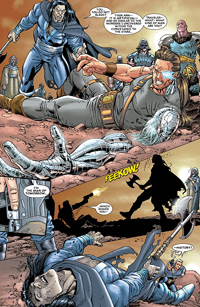 click for super-sized previews of Cable & Deadpool #26