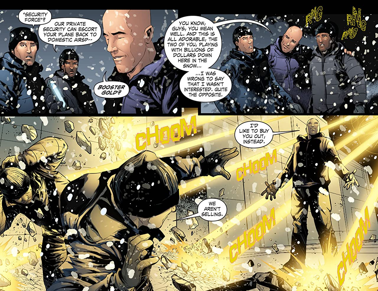 Smallville: Chaos #3