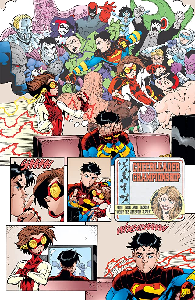 Young Justice (1998-2003) #31
