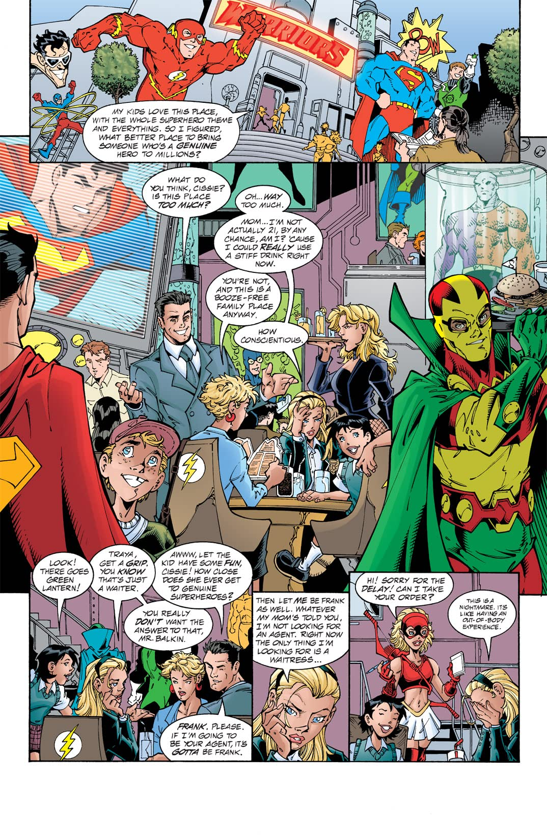 Young Justice (1998-2003) #30