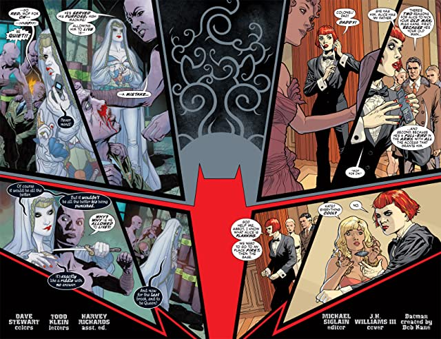 click for super-sized previews of Detective Comics (1937-2011) #857