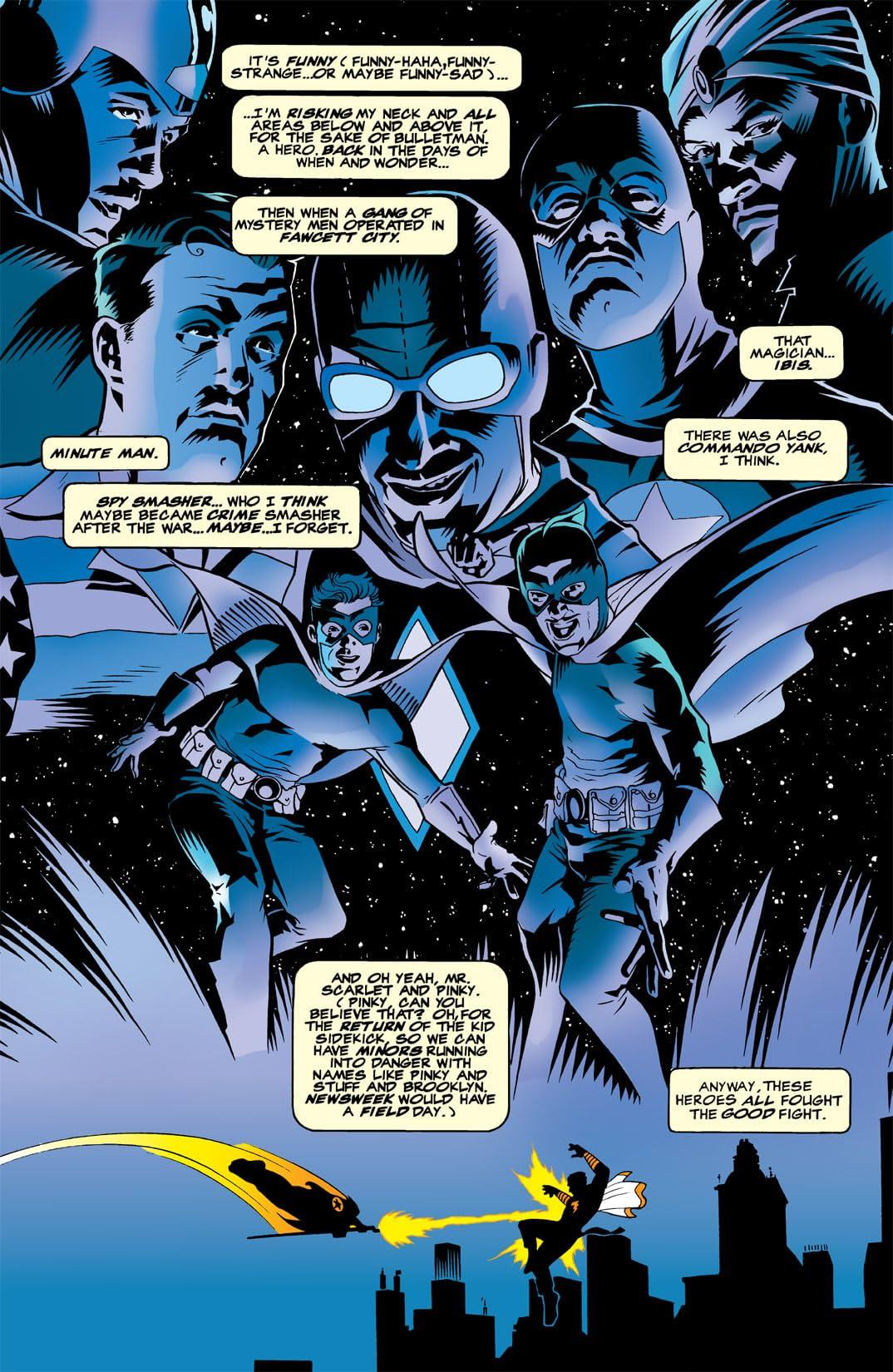 Starman (1994-2001) #40