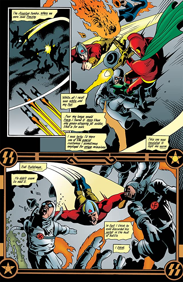click for super-sized previews of Starman (1994-2001) #39