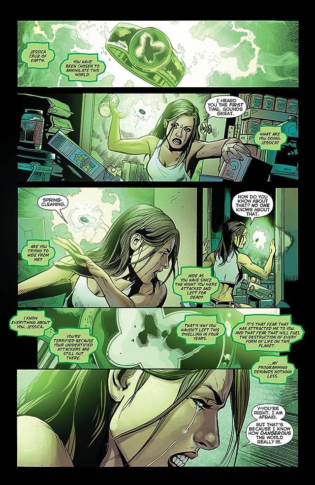 Justice League (2011-) #31