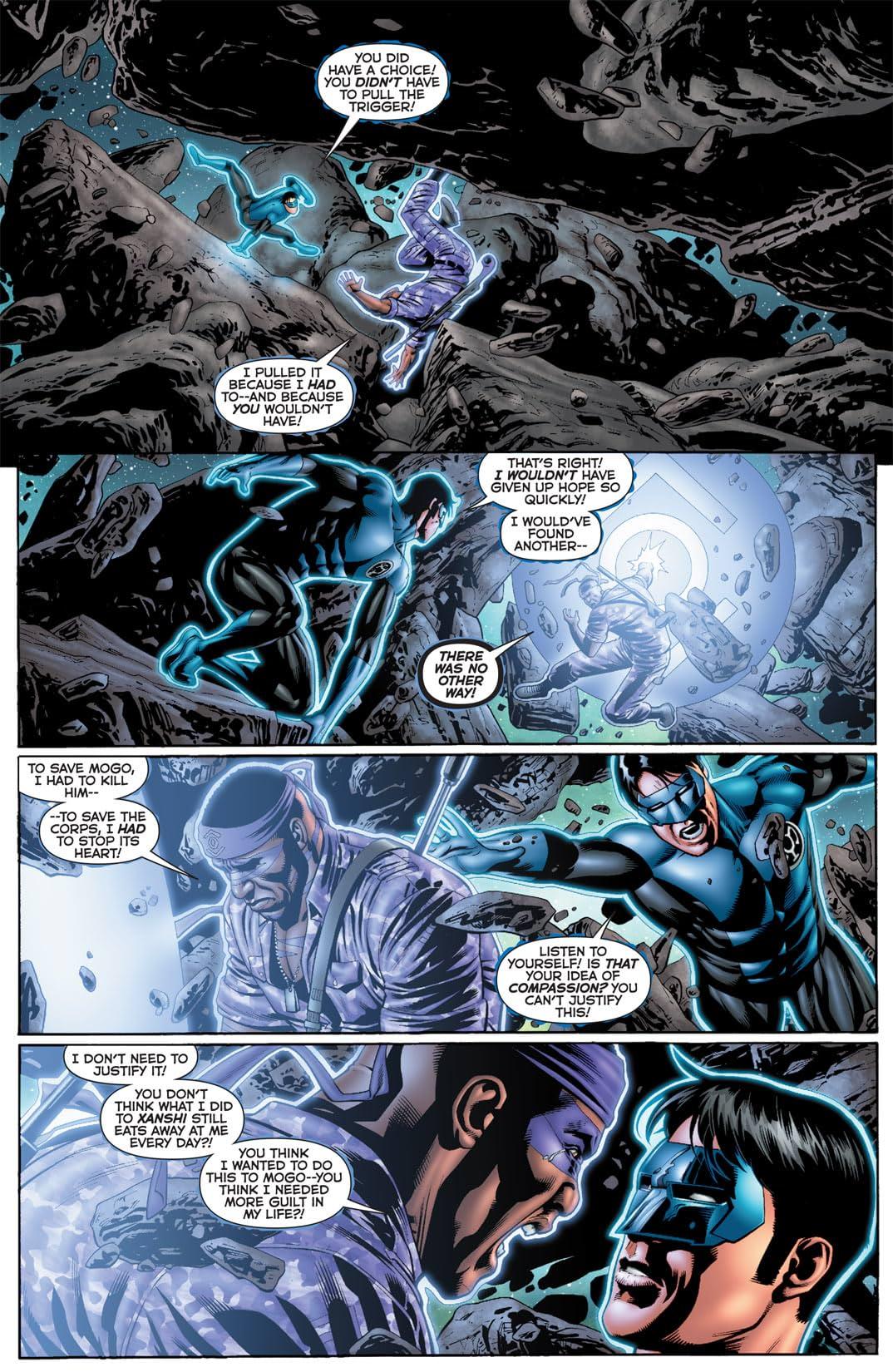Green Lantern: Emerald Warriors #10