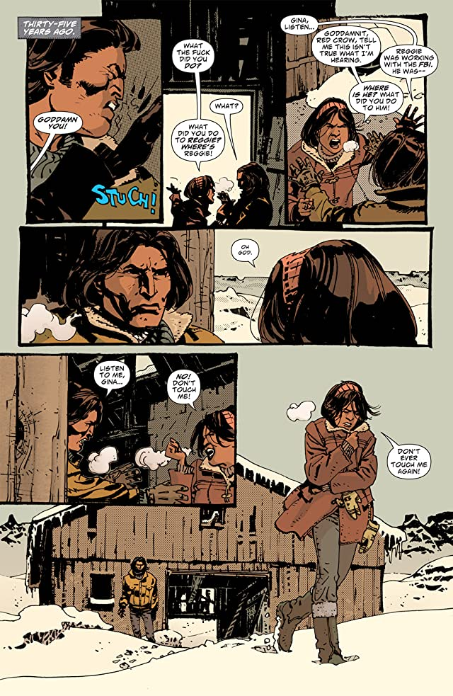 click for super-sized previews of Scalped #24