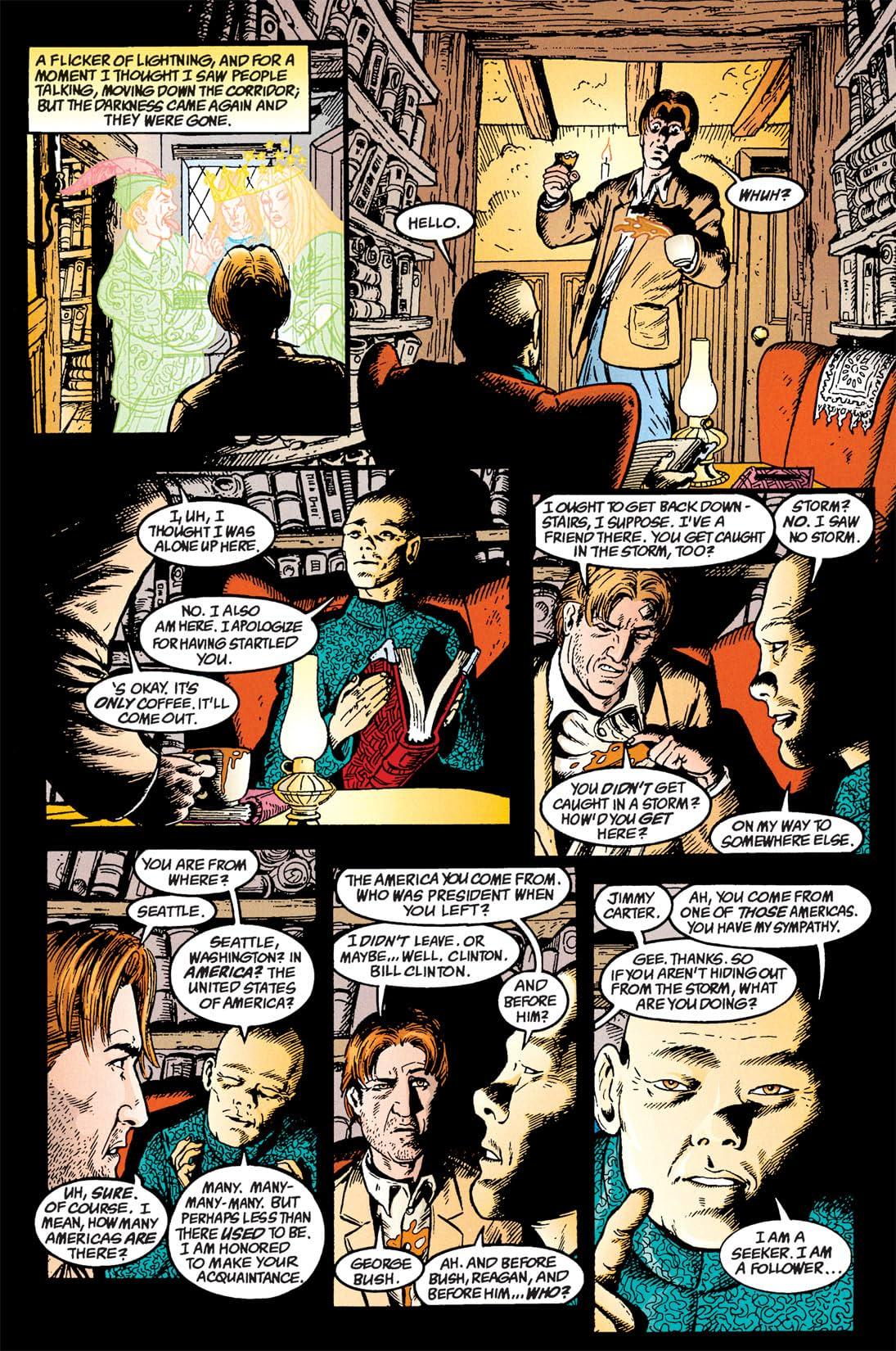 The Sandman #54