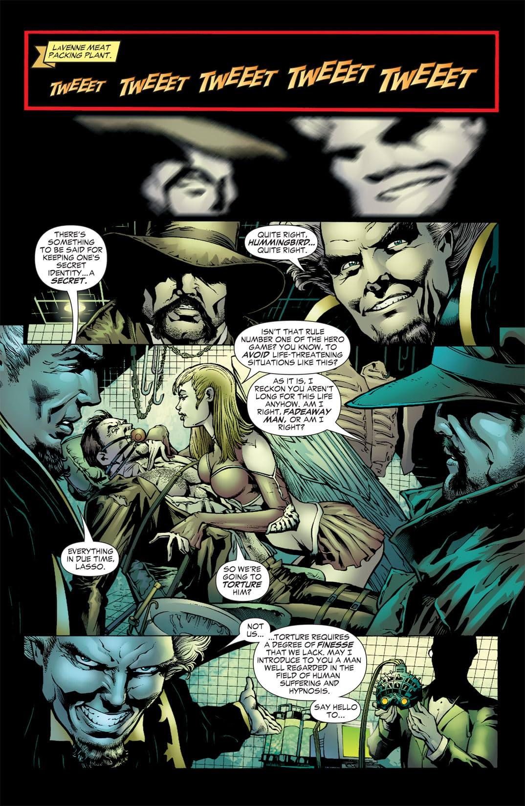 Hawkman (2002-2006) #39