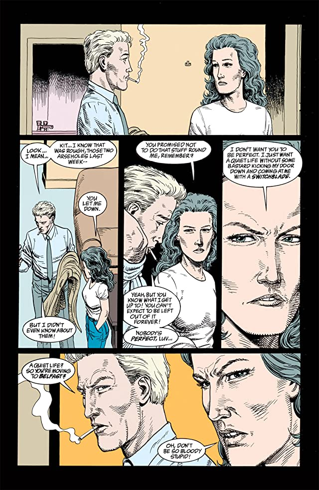 click for super-sized previews of Hellblazer #67
