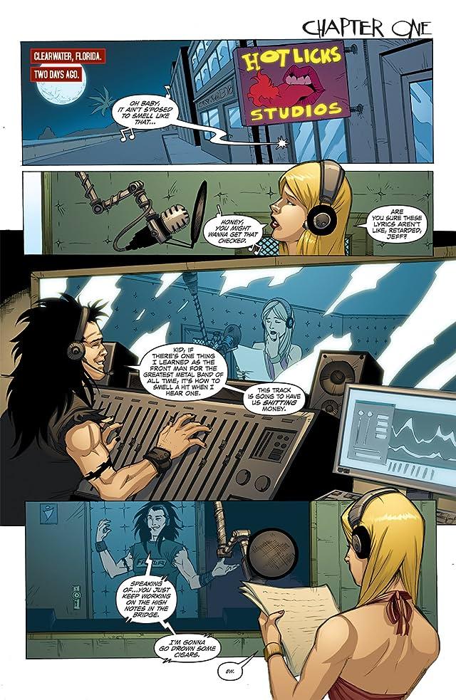 Hack/Slash Annual 2010 Murder Messiah #1