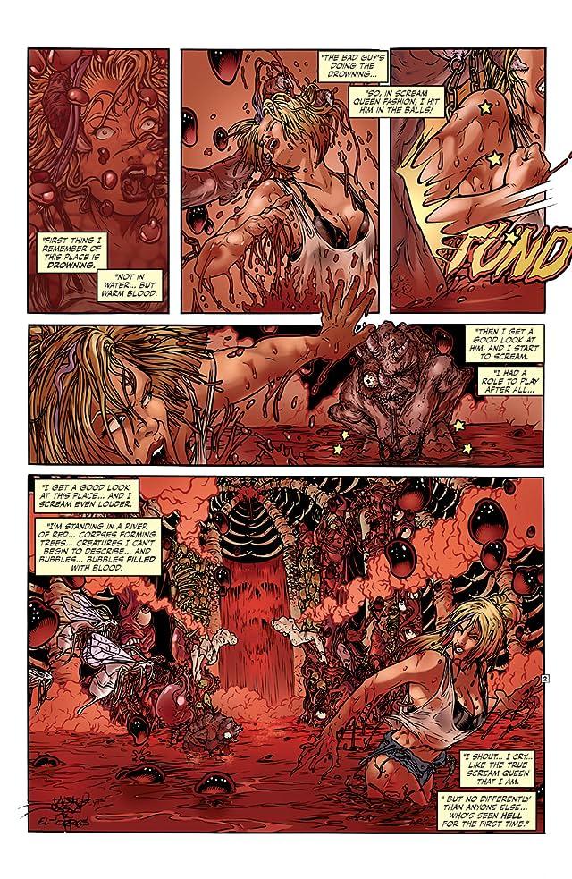 Nancy In Hell #1 (of 4)