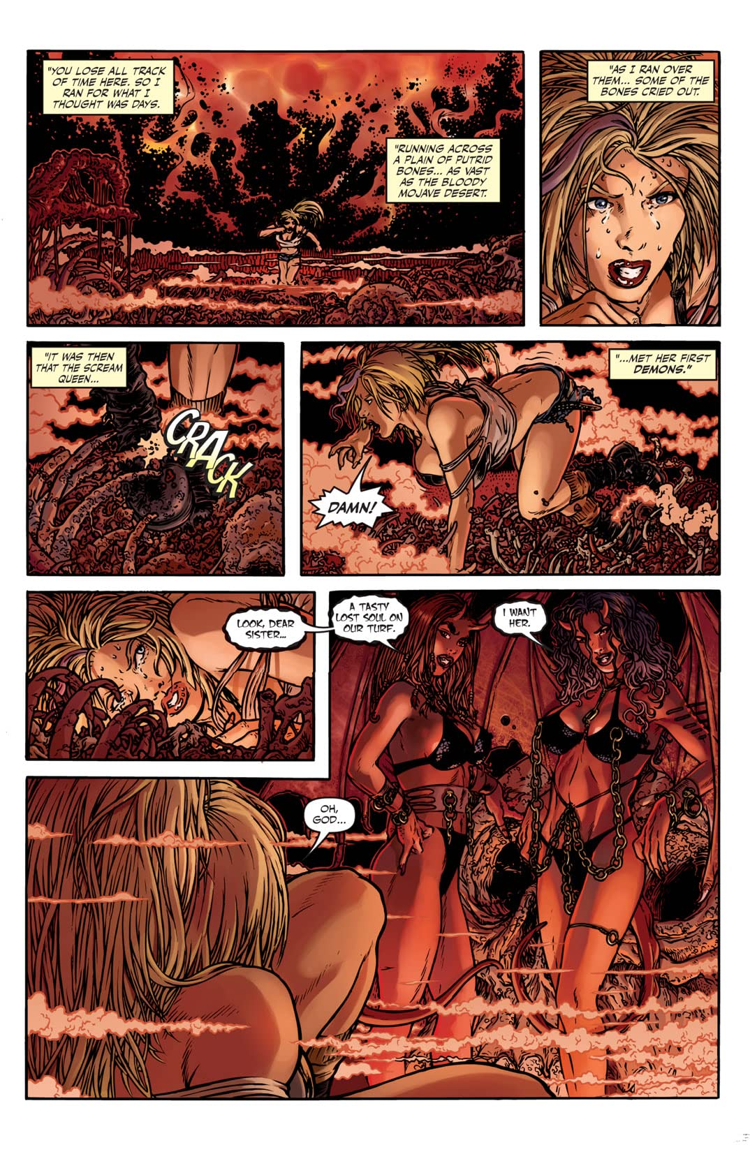 Nancy In Hell #1 (of 4)