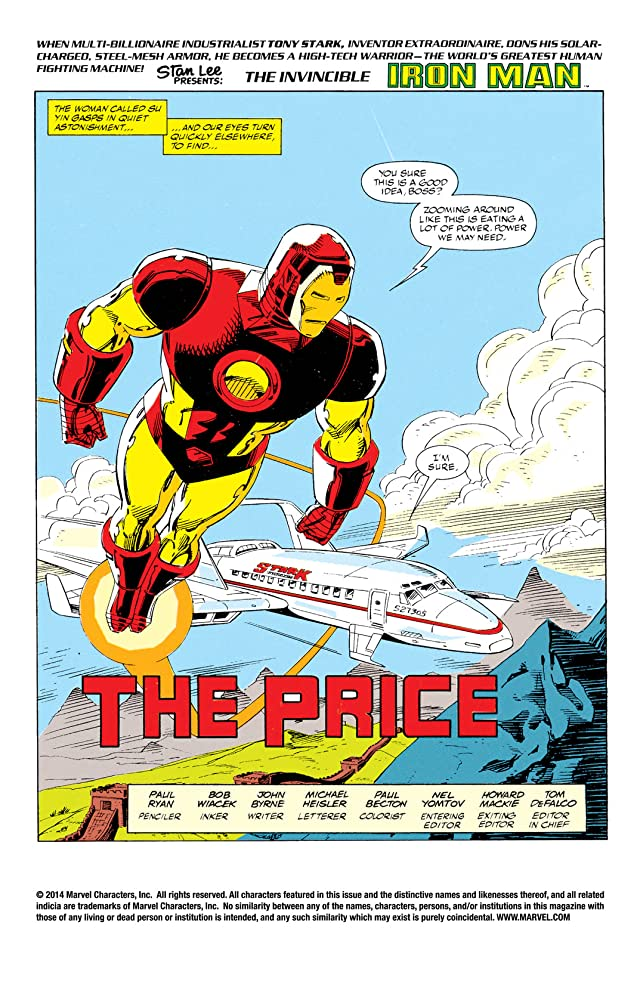 click for super-sized previews of Iron Man (1968-1996) #270